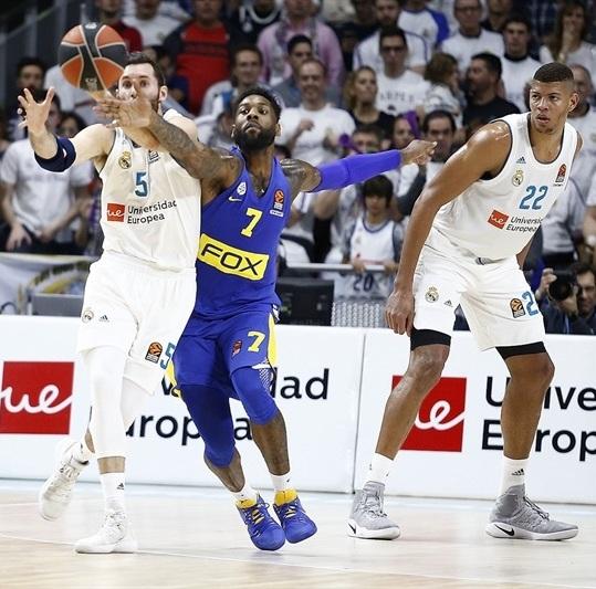 Tagad, ka ir Maccabi basketbols